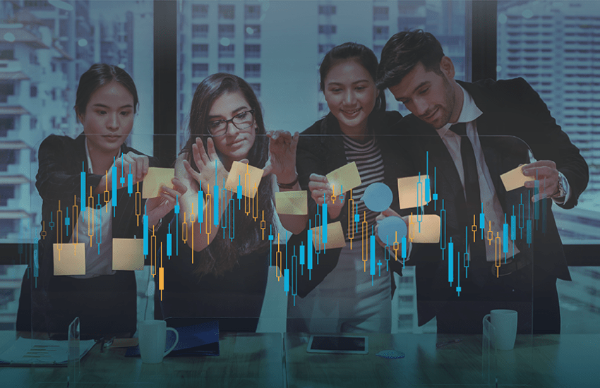 Long-term analytics and data strategies can help with near-term goals